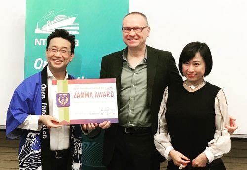 ClareKnows NTT Award